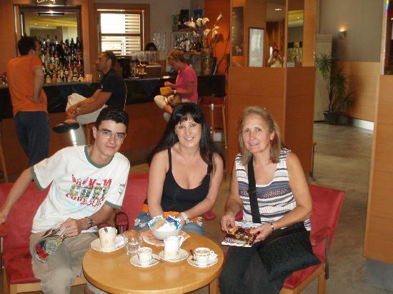 Hotel Parma & Congressi : Zona bar