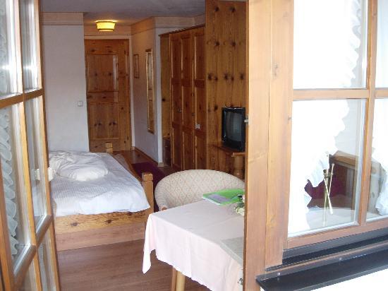 Hotel Das Rübezahl: chambre