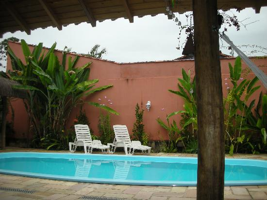 Hotel Pousada Guarana : pool area