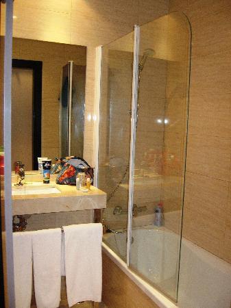 Hotel Cortijo Chico: Bagno