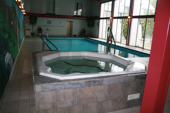 Village Green Hotel: Hot tub/pool