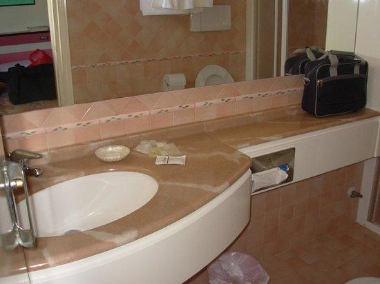 Hotel IDA : Bagno