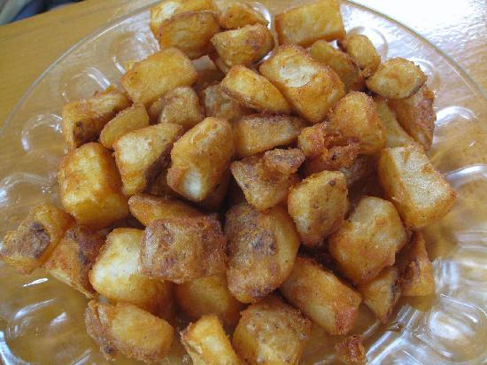Dana's by the Gorge: Homefries