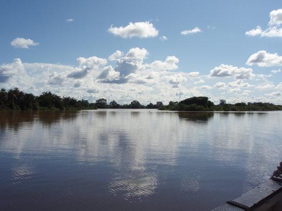 El rio Gambia