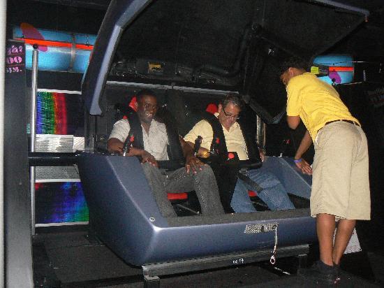 WonderWorks: Create your own rollar coaster ride