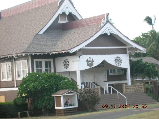 Paia, هاواي: Temple