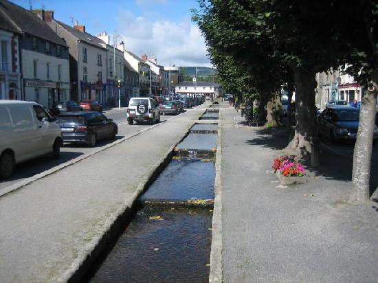 Bunclody, İrlanda: The Mall on Main Street
