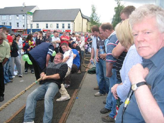 Tug O War in Bunclody