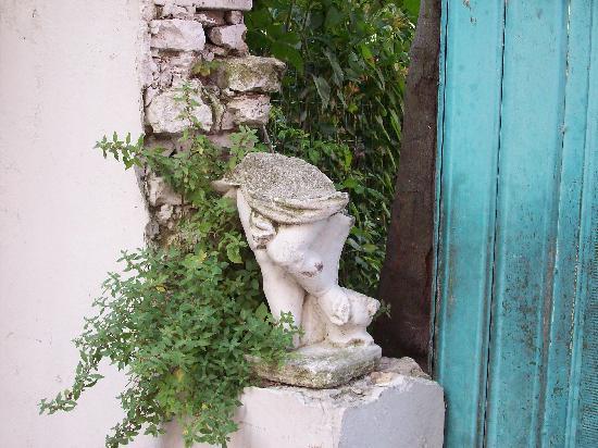 Caorle, Italy: der Zahn der Zeit
