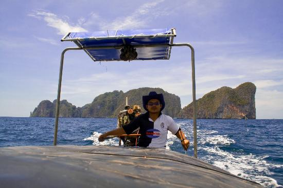 The Beach Boutique Resort: Boat Trip Ko Phi Phi