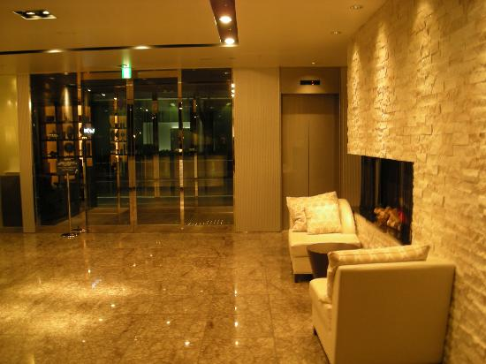 Hotel Active Hiroshima: Hall