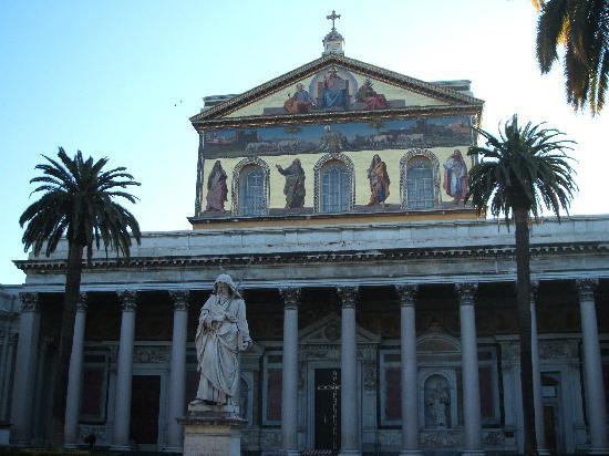 Abbazia di San Paolo Fuori Le Mura : S. Paolo(1)