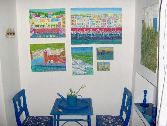 La Limonaia a Mare : The room