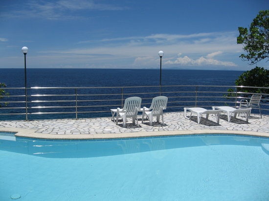 Siaton, Filipinas: Pool view Room