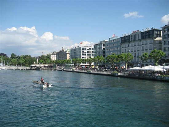 Genf, Svájc: Geneva, Switzerland