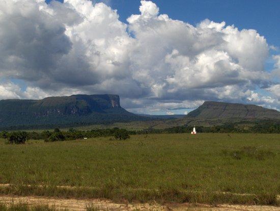 Parc national Canaima, Venezuela : Tepuys en Canaima