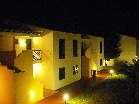 Aparthotel Paradise Club & Spa: Apartments(night)