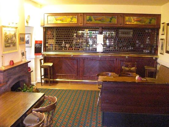 Middle Ruddings Country Inn: The Bar