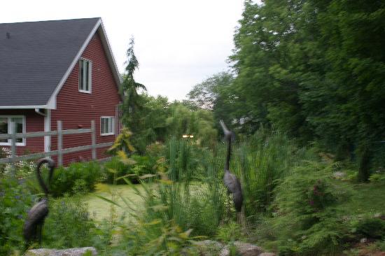 Blomidon Inn: Gardens at Blomidon
