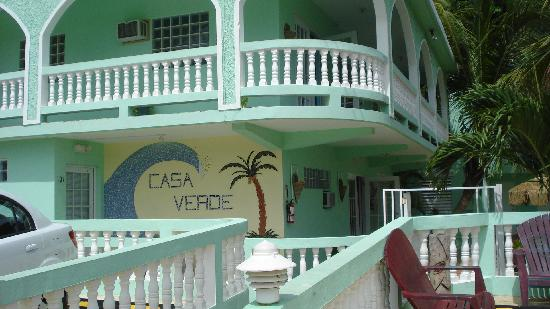 Casa Verde Hotel: Front of Casa Verde