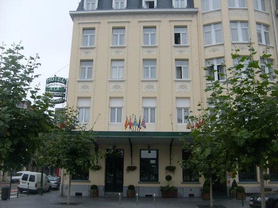 Hotel a la Grande Cloche: Hotel