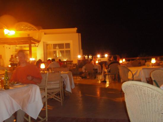Cena in terrazza - Picture of Melia Sinai, Sharm El Sheikh - TripAdvisor