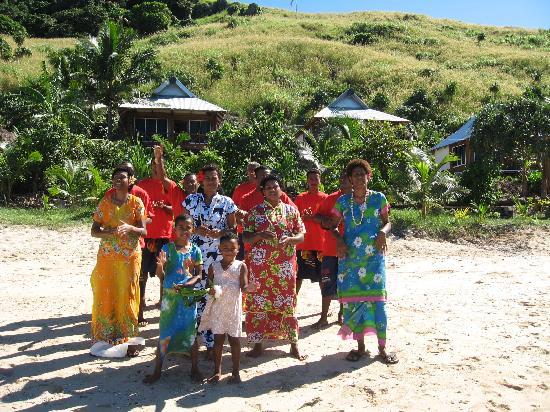 Naqalia Lodge: Tagova Clan