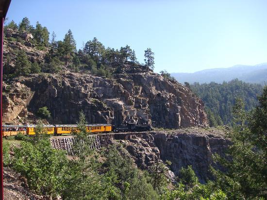 Apple Orchard Inn: Durango-Silverton Railroad