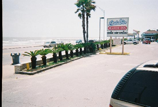 Galveston Island, Τέξας: view from our room!