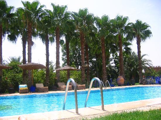Casa Taos: piscine