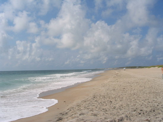 Outer Banks, Caroline du Nord : Cape LookOut Beaches