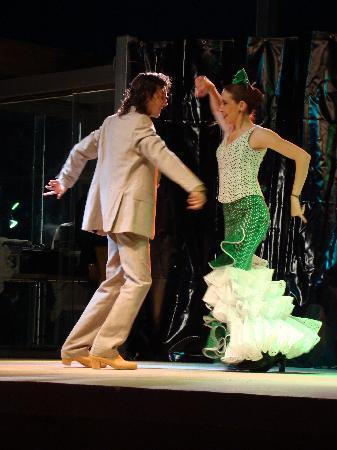 Ohtels Les Oliveres : soiré flamenco olè