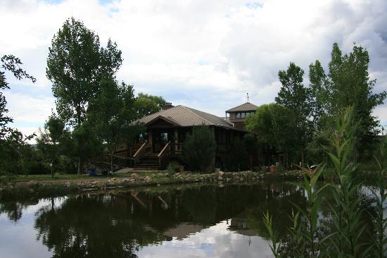 Sundance Bear Lodge: Das Hauptgebäude