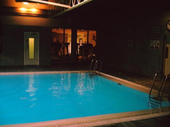 Swimming Pool Picture Of Billesley Manor Hotel Stratford Upon Avon Tripadvisor