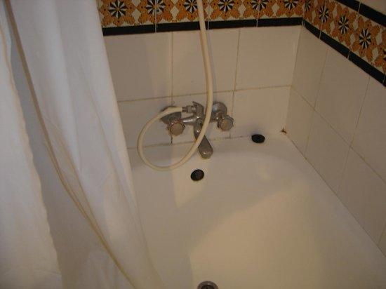 Hammamet Azur Plaza : photo salle de bains