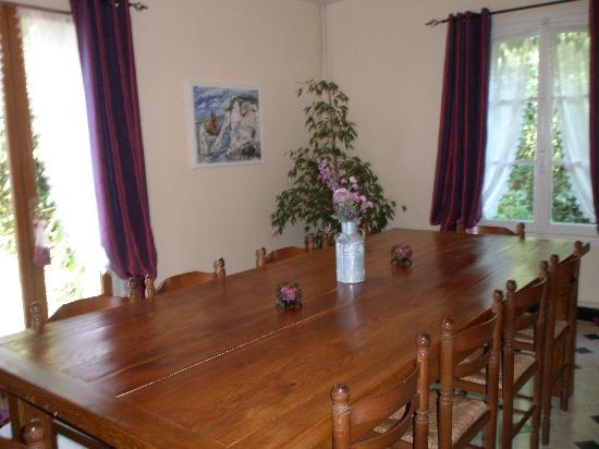 Coeur de Lion: Dining Room