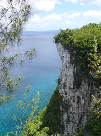 Tumon, Mariana Islands : View from Two Lovers Point