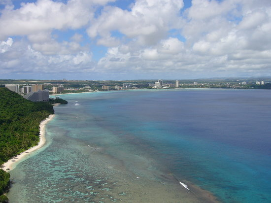 Two Lovers Point: Tumon Bay