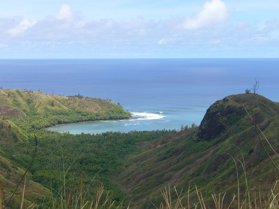 Tumon, Mariana Islands : Sella Bay Overlook