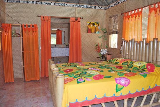 Tikehau, เฟรนช์โปลินีเซีย: il bungalow