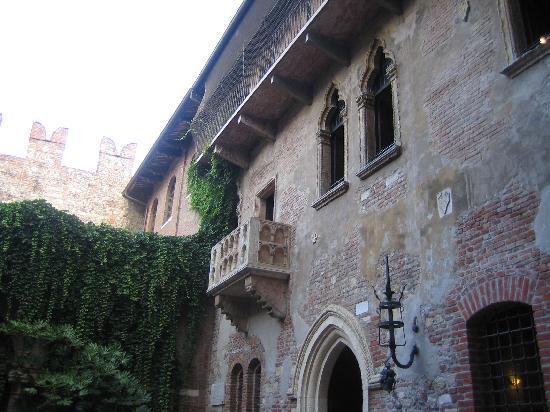 B&B Museo : Juliet's balcony