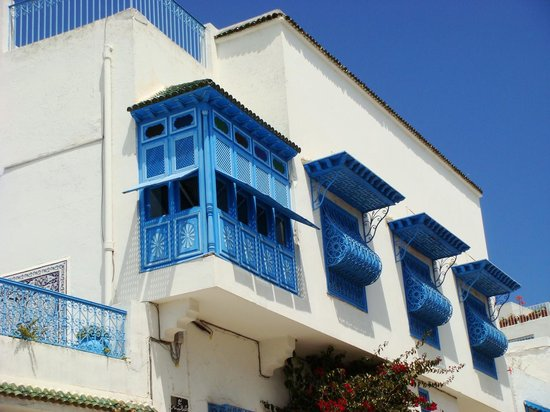 Tunisia: Sidi Bou Said