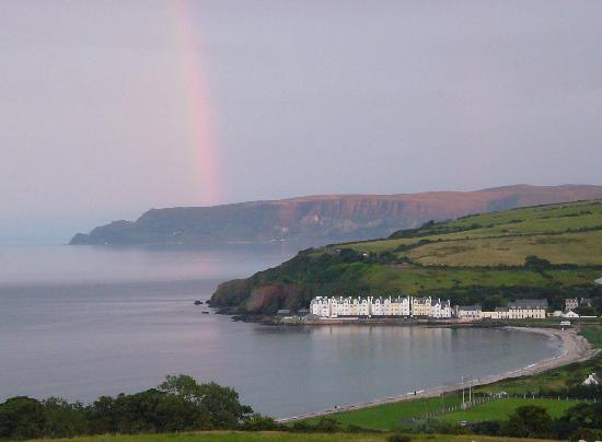 Cushendun, UK : Cushenden Sunset