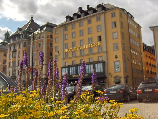 First Hotel Reisen: dal lungomare