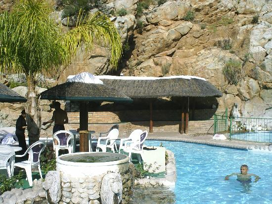 Avalon Springs: Hot mineral springs