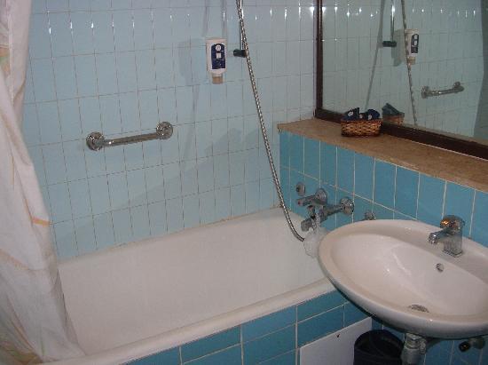 Hotel Laguna Mediteran: Bathroom