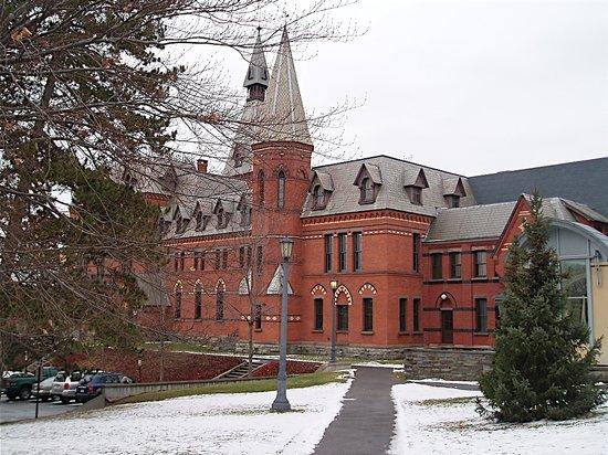 Ithaca, Estado de Nueva York: Cornell- Fevereiro