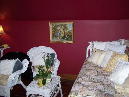 Blessed House B&B: another picture of  inside the Loft room at the Blessed House