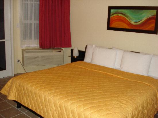 Comfort Inn & Suites Levittown: Bedroom