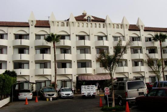 Corona Hotel & Spa : Hotel Corona, fachada principal